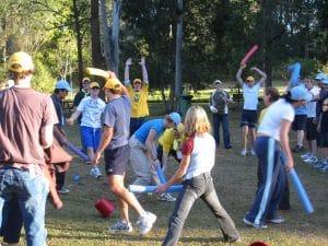 Survivor Challenge, Brisbane entertainment