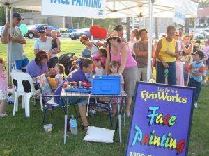 Face Painting, Kids parties Sydney