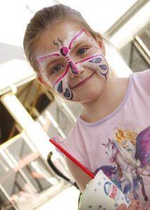 Face Painting, Children's birthday parties Sydney