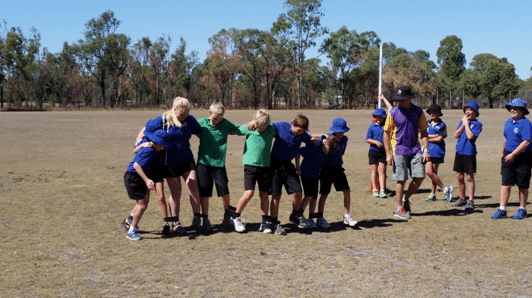 Kids parties Brisbane, Mini Olympics
