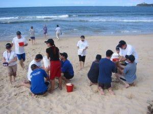 Survivor Challenge, Kids Parties Sydney