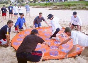 Team challenge Brisbane, Life Be in it