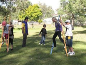 Multicultural Games, 'Life. BE in it Sydney