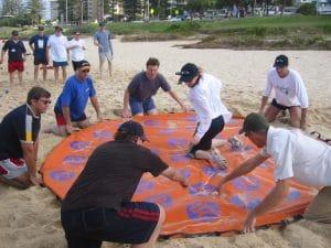 Survivor Challenge, Team Challenge Sydney